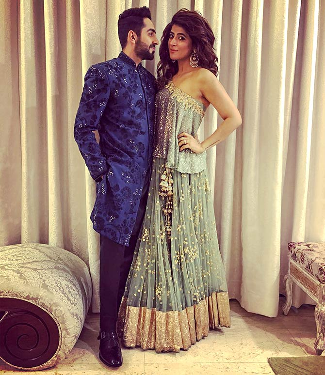 How Ayushmann Khurrana's wife is fighting cancer - Rediff ...