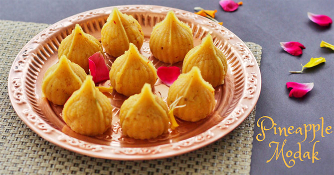 Ganesh Special: How to make pineapple modak