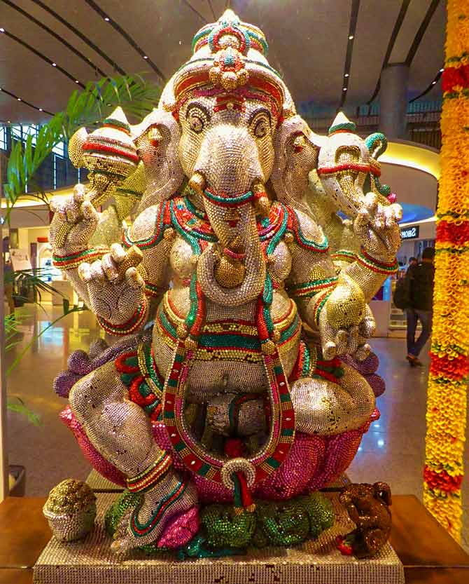 Ganpati pix by readers