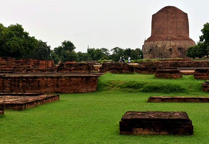 Latest News from India - Get Ahead - Careers, Health and Fitness, Personal Finance Headlines - Pix: Have you been to Sarnath?