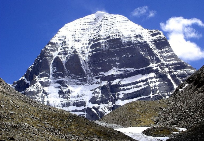 Latest News from India - Get Ahead - Careers, Health and Fitness, Personal Finance Headlines - Mount Kailash: The magic mountain