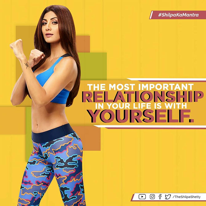 wellness lessons from shilpa shetty