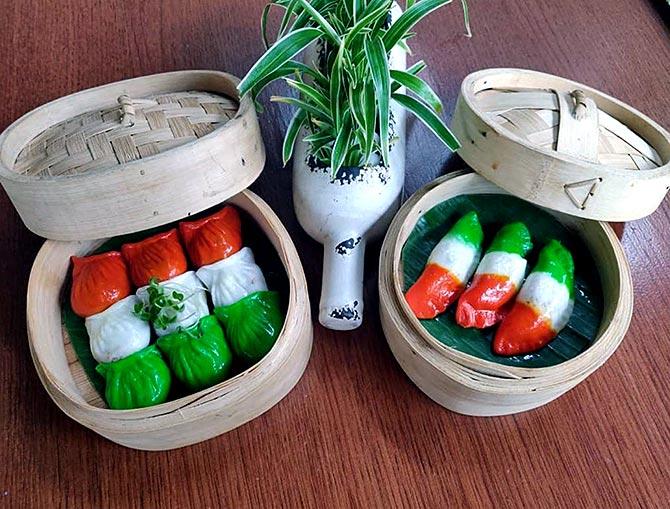 Vegetable Dumplings by Ashis Rout, Swissotel Kolkata