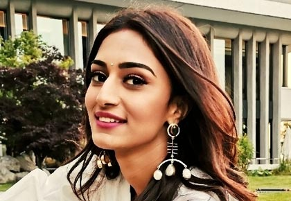 Oops! Erica Fernandes' secret is out