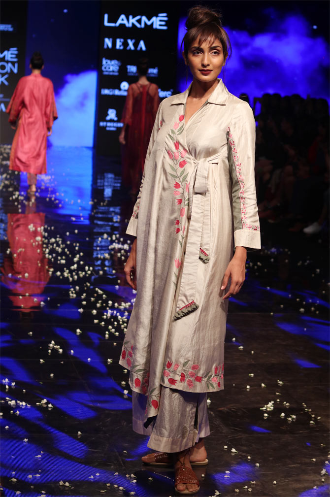 LFW: The Vineet-Rahul collection