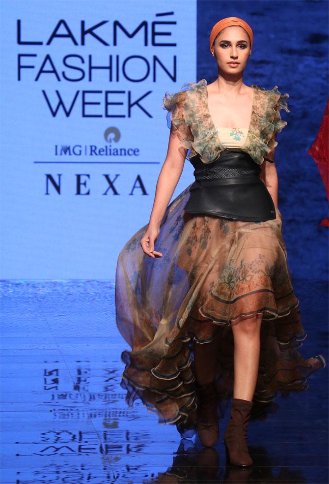 LFW: Ritu Kumar