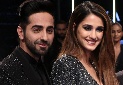 WATCH OUT! Disha, Ayushmann will melt your screens