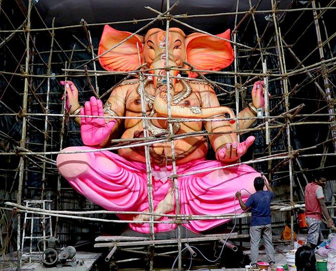 Tejukaya Ganesha