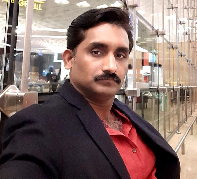 Hari Krishnan Nair
