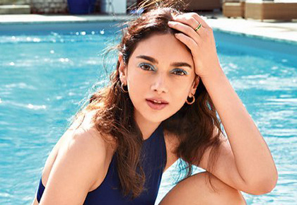 In Pics: Aditi Rao Hydari soaks up the sun in France