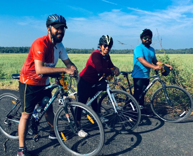 Kochi to Tokyo on a bicycle