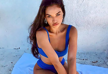 Latest News from India - Get Ahead - Careers, Health and Fitness, Personal Finance Headlines - Hot alert! Shanina Shaik's sun-kissed vacay