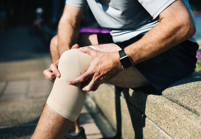 What to after a knee surgery