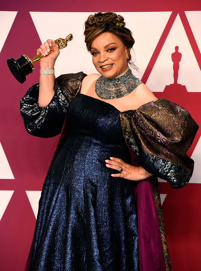 Oscar Special Lessons From Black Panther Designer Ruth Carter Rediff Com Get Ahead