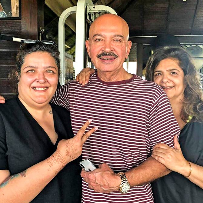 """Image result for rakesh roshan suffers from cancer"""",nari"""