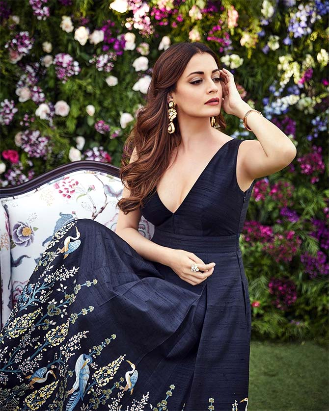Dia Mirza on Femina Wedding Times