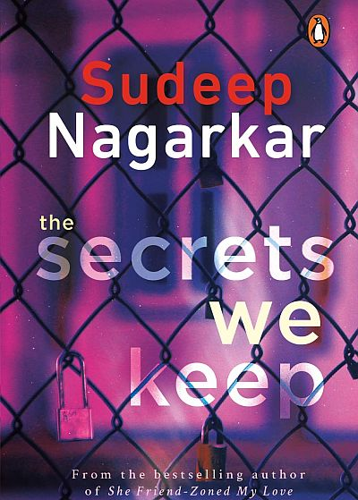 The Secrets We Keep by Sudeep Nagarkar