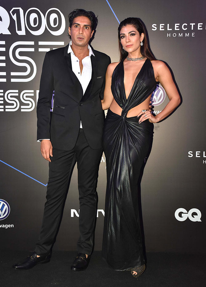 GQ best dressed couples 2019