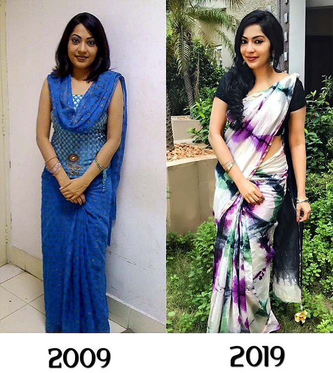 Ramya Subramanian's fitness journey