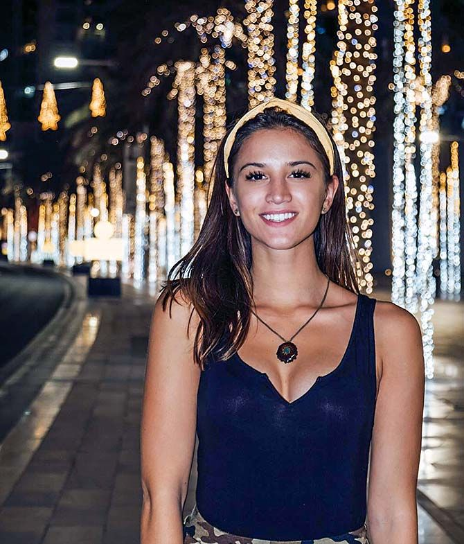 At 21, Lexie Alford is youngest to travel to 196 countries in the world