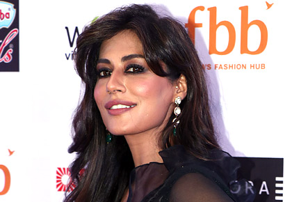 Chitrangda's cocktail sari is too sexy!