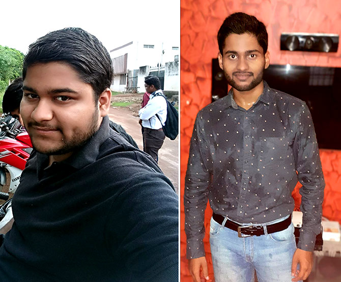 This 20 YO lost 30 kilos in less than 5 months