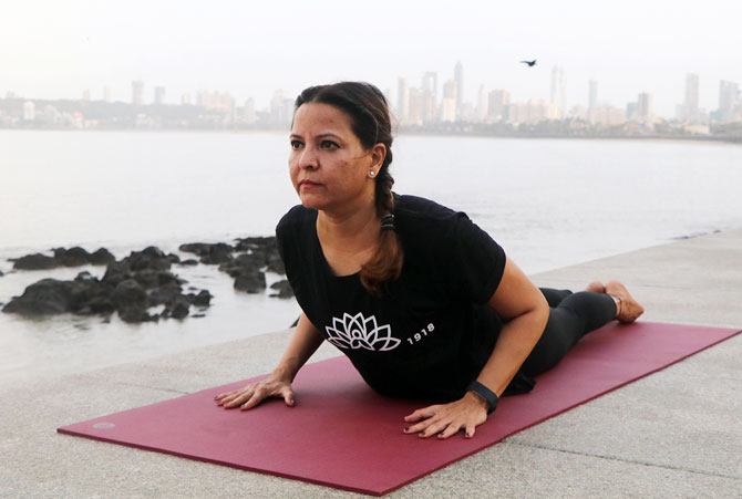 Yoga can help you deal with anger