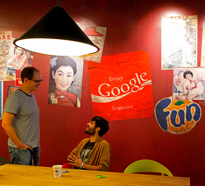 Google tops list of 100 ideal employers