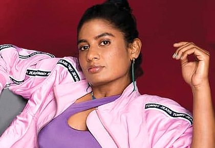 Stunning! Mithali Raj is a total boss babe