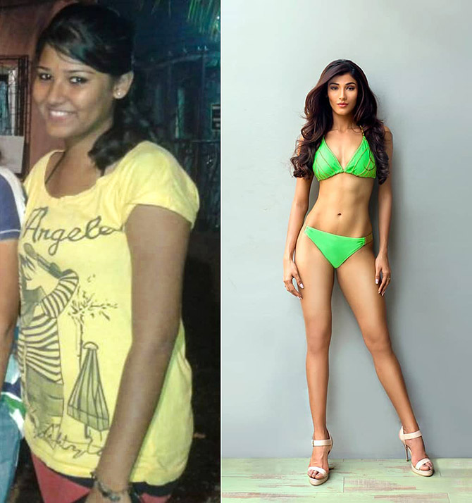 Fat to FABULOUS! How this beauty queen lost weight
