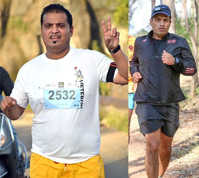 How I Lost 20 Kg In 3 Months To Became An Ultra Runner Rediff Com Get Ahead