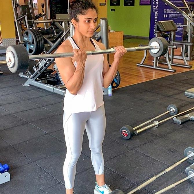 Namitha Rai