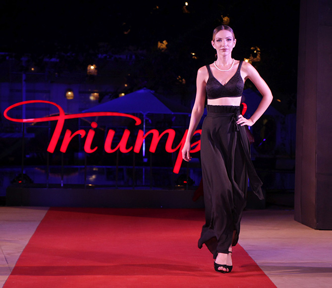 Triumph fashion show 2019