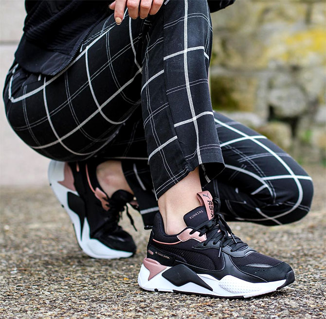 Puma RS-X Trophy: These retro sneakers