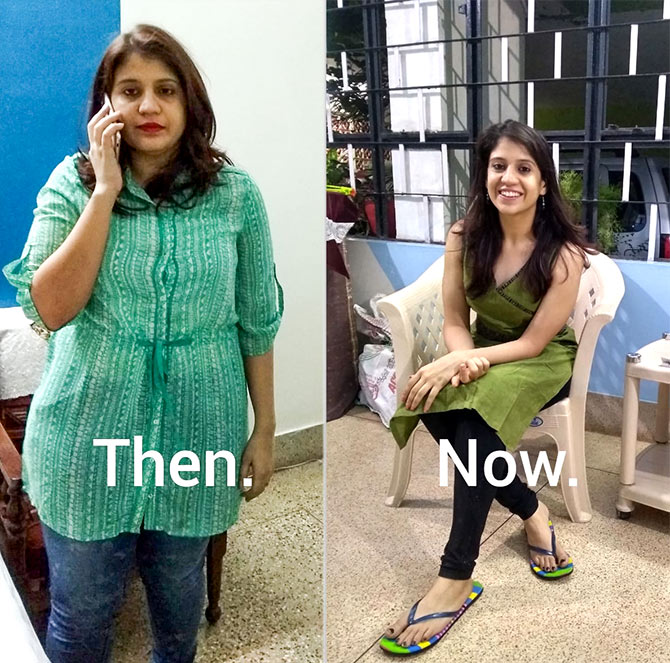 Fat to Fit: How I lost 23 kg without a trainer