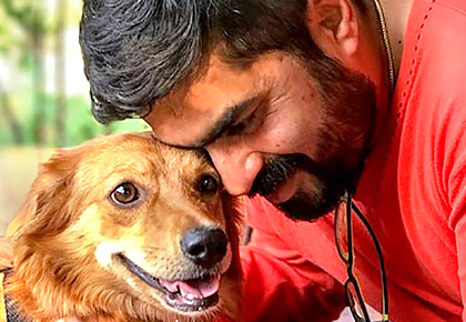 Pet stories: How Duggu changed Tarun's life