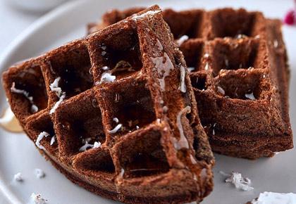 Breakfast recipe: How to make Ragi Waffle