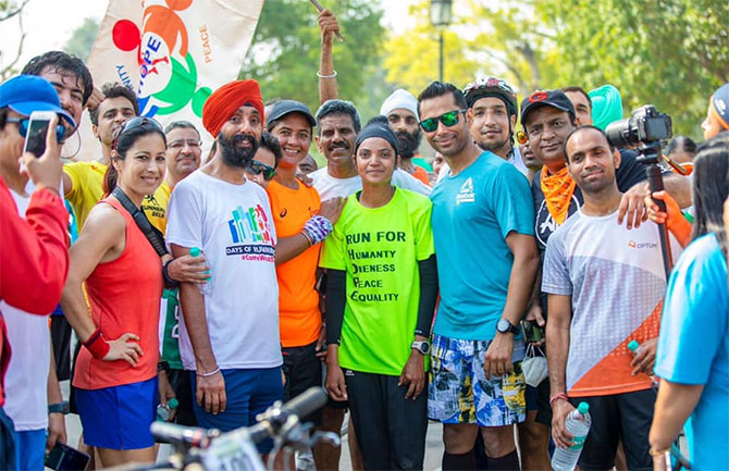 Sufiya Suree is running for HOPE