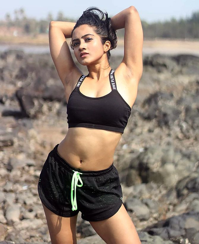 Amika Shail's fat to fit story will baffle you