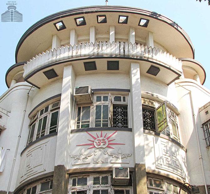 Mumbai S Art Deco Marvels Rediff Com Get Ahead