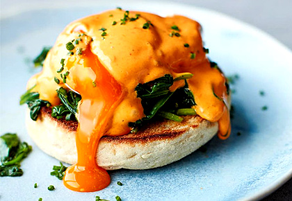 FOOD QUIZ: What is Eggs Benedict?