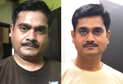 FAT to FIT: This techie lost 17 kg in 5 months