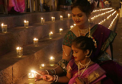 In Pics: How Mumbai celebrated Kartik Purnima