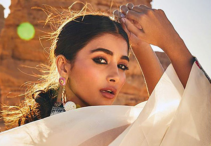 Stunning pics: When Pooja Hegde visited Al Ula