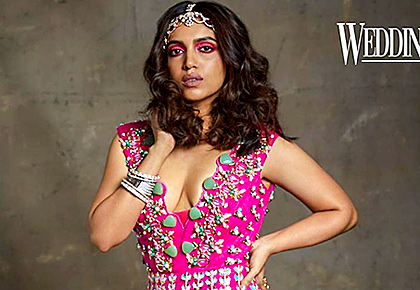 Must-see! Bhumi flaunts her wild side