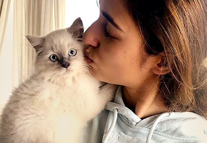 Have you met Disha Patani's pets?