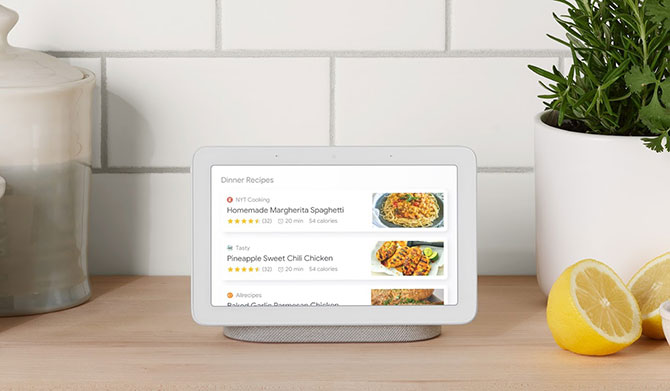 Preview: The Google Nest Hub - Rediff com Get Ahead
