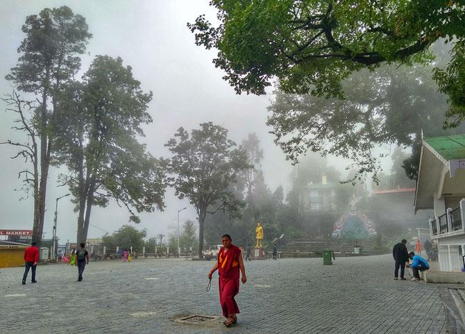 Don't miss! 7 breathtaking pics from Darjeeling