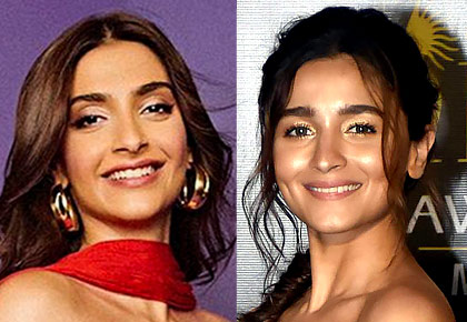 Alia vs Sonam: Who wore the off-shoulder look better?