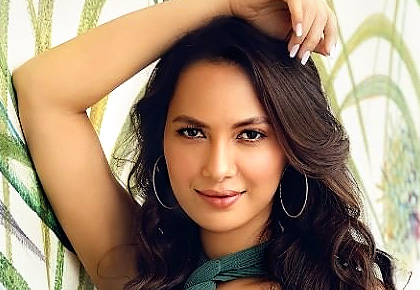 Fantasy girl! Rochelle Rao smoulders on FHM's cover